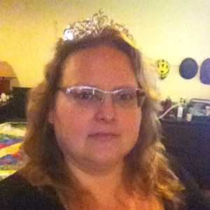 birthday tiara of awesomeness  2014