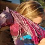 JB, the Technicolor Dream Horse